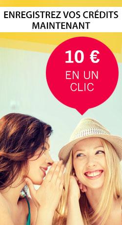 10 € en un clic!