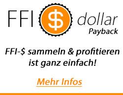 PayBack! -  FFI-$ sammeln und profitieren ist ganz einfach!