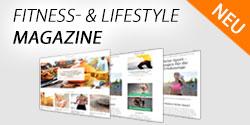Das Fitness- und Lifestyle Magazine von Fitnessfood®