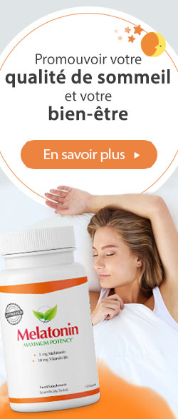 Fitnessfood Melatonin 5 mg + Vitamin B6 10 mg
