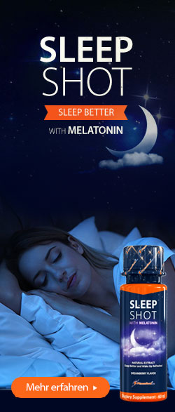 Sleep Shots + Melatonin