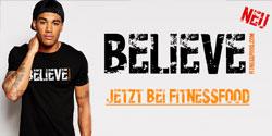 BELIEVE T-Shirt jetzt kaufen!
